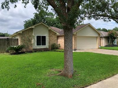Sugar Land Single Family Home For Sale: 3407 Sam Houston Drive