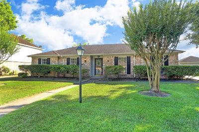Single Family Home For Sale: 13939 Charlynn Oaks Drive