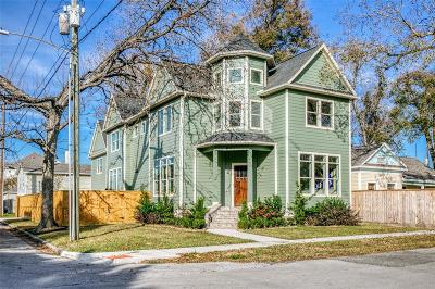 Houston Single Family Home For Sale: 801 E 28th Street