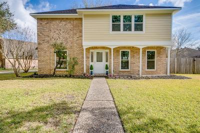 League City Single Family Home For Sale: 2314 Acacia