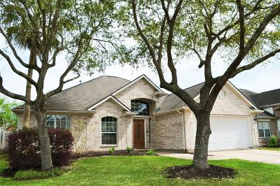 League City TX Single Family Home For Sale: $219,000