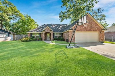 Lake Jackson Single Family Home For Sale: 125 Cardinal