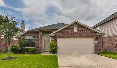 Rosenberg Single Family Home For Sale: 8226 Silent Deep Drive