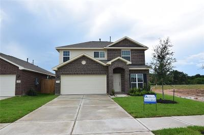 Brookshire Single Family Home For Sale: 5302 Windy Plantation Drive