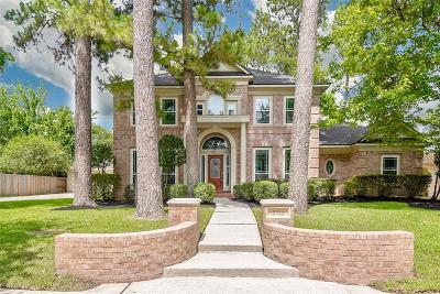 Kingwood Single Family Home For Sale: 2214 Bens View Trail