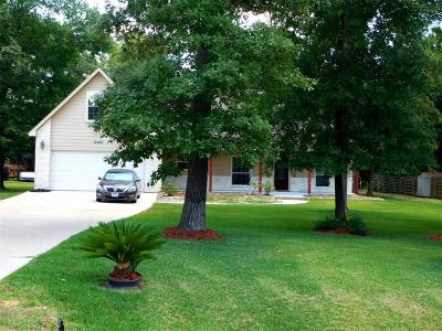 Conroe Single Family Home For Sale: 12428 Red Stag Ct