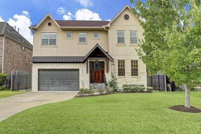 Bellaire Single Family Home For Sale: 4614 Willow Street