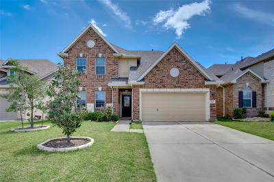 Katy Single Family Home For Sale: 3215 Fairmont Hills Ln