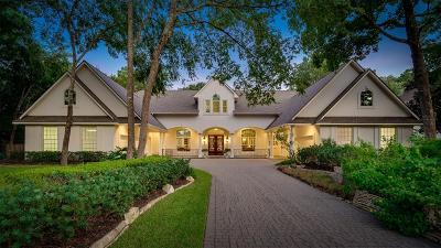 The Woodlands Single Family Home For Sale: 11 S Royal Fern Drive