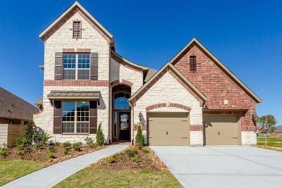 Manvel Single Family Home For Sale: 4410 Cottonwood Creek Lane