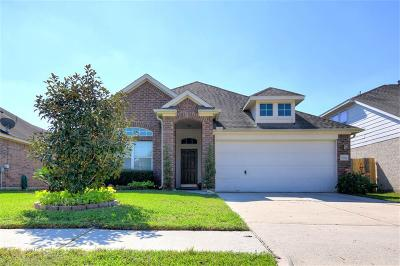 Humble Single Family Home For Sale: 9218 Tracelawn