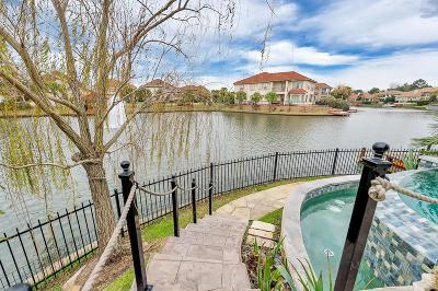 Houston Single Family Home For Sale: 1022 Harbour Sands Drive