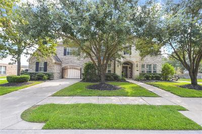 Single Family Home For Sale: 16302 Rolling View Trl