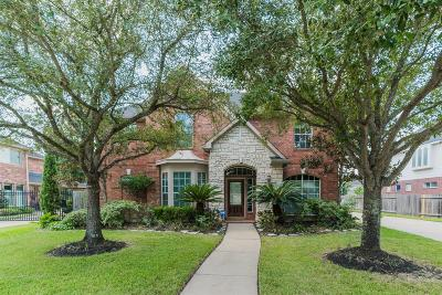 Katy Single Family Home For Sale: 5810 Misty Island Court