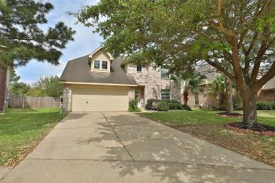 Katy Single Family Home For Sale: 2414 Slate Ridge Lane
