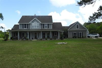 Alvin Single Family Home For Sale: 524 County Road 193