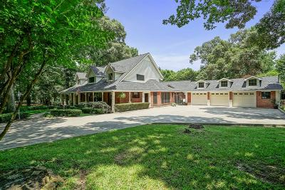 Conroe Single Family Home For Sale: 5268 Longmire Court