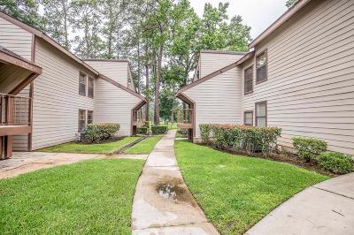 Montgomery Condo/Townhouse For Sale: 12900 Walden Road #320C