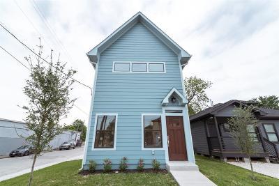 Houston Multi Family Home For Sale: 1617 Dumble Street