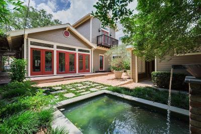 Houston TX Single Family Home For Sale: $699,000