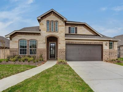 Pearland Single Family Home For Sale: 2218 Kingston Canyon Trail
