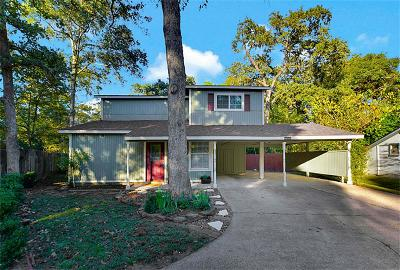 The Woodlands Single Family Home For Sale: 1720 N Red Cedar Circle