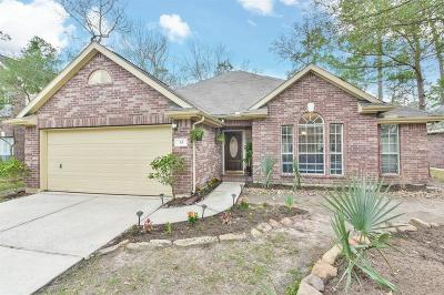 The Woodlands Single Family Home For Sale: 63 Blackstar Place