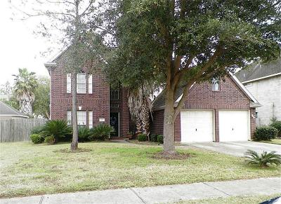 Pearland Single Family Home For Sale: 5109 Jolie Drive