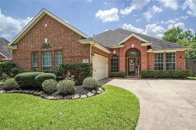 Cypress Single Family Home For Sale: 15511 Wendover Creek Court