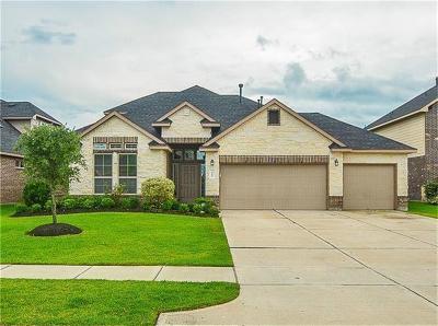 Rosenberg Single Family Home For Sale: 9202 Wheatfield Lane