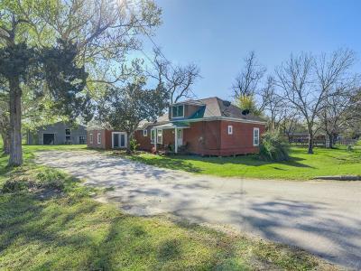Santa Fe Single Family Home For Sale: 3129 Fm 646 Road N