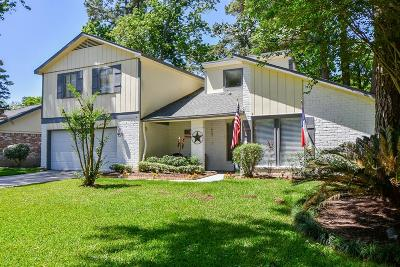 Spring Single Family Home For Sale: 22706 Earlmist Drive