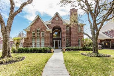 Sugar Land Single Family Home For Sale: 3206 Oakland Drive