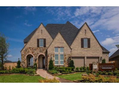 Richmond Single Family Home For Sale: 7810 Terrace Stone Court