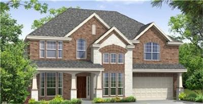 Riverstone Single Family Home For Sale: 4107 Dogwood Canyon