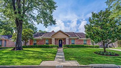 Harris County Single Family Home For Sale: 12715 Rocky Meadow Drive