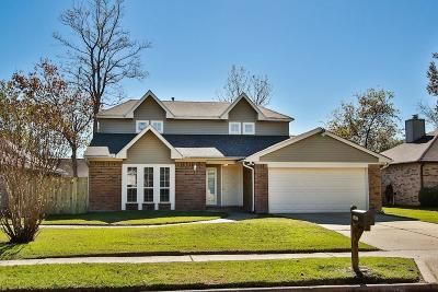 Cypress Single Family Home For Sale: 13827 Bella Drive