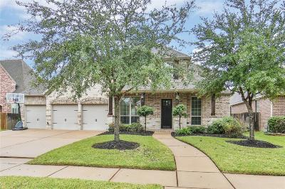 Cypress Single Family Home For Sale: 15027 Turquoise Mist Drive