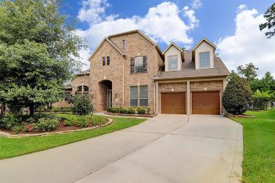 The Woodlands Single Family Home For Sale: 23 Spotted Lily Way