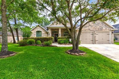Humble Single Family Home For Sale: 12715 Smokey Mountain Court