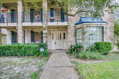 Houston Single Family Home For Sale: 11306 Wickersham Lane