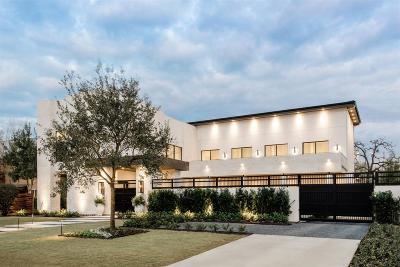 Houston Single Family Home For Sale: 202 Glenwood Drive