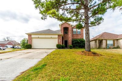 Tomball Single Family Home For Sale: 21907 Willow Shadows Drive