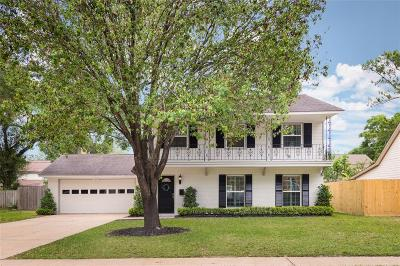 Houston Single Family Home For Sale: 12458 Mooremeadow Lane