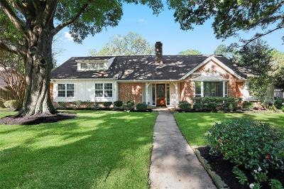 Houston Single Family Home For Sale: 2631 Shadowdale Drive