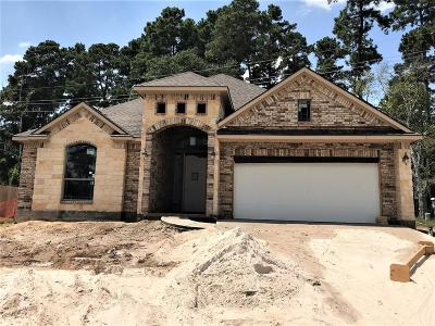 Tomball TX Single Family Home For Sale: $349,863