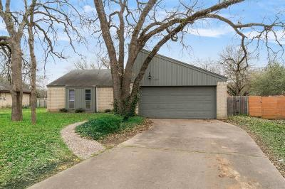 College Station Single Family Home For Sale: 1607 Austin Avenue