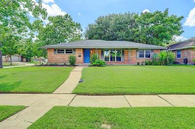 Houston Single Family Home For Sale: 11010 Burdine Street