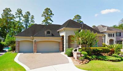 Houston Single Family Home For Sale: 2007 Fairway Green Drive