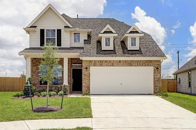 Houston Single Family Home For Sale: 14103 Bright Clearing Court
